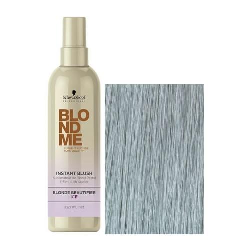 БлондМи Оттеночный спрей для волос Лед 250 мл