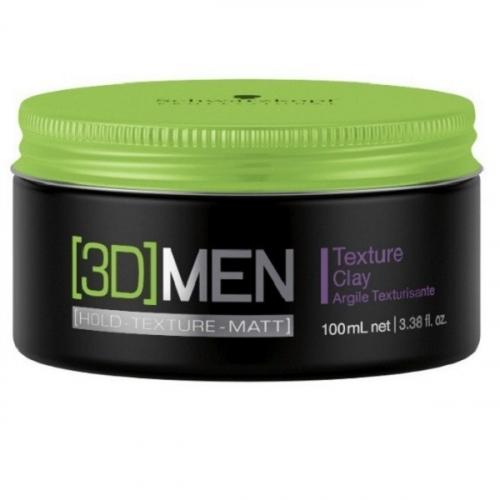 3D Men Текстурирующая глина 100мл