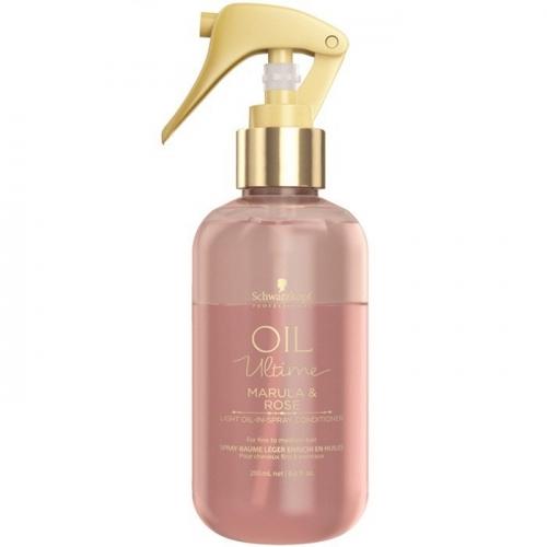 Oil Ultime Спрей-кондиционер для тонких и нормальных волос 200 мл