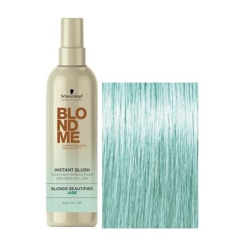 БлондМи Оттеночный спрей для волос Нефрит 250 мл