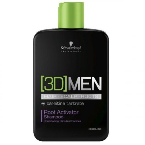 [3D]MEN Шампунь активатор роста волос