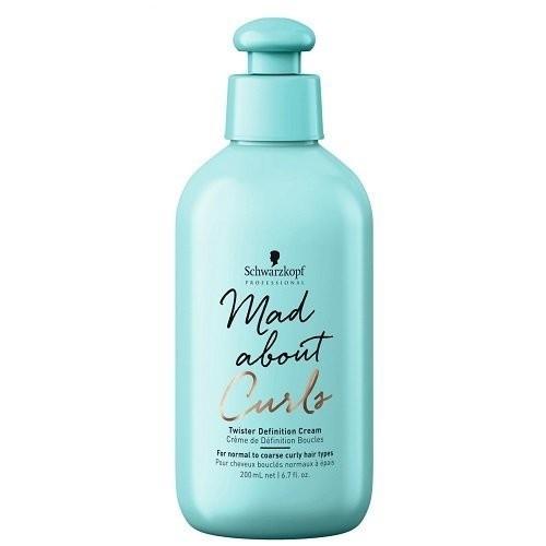 Питательный крем для укладки вьющихся волос 200мл