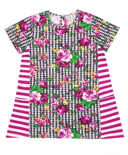 [486801]Платье для девочки ДПК668001н