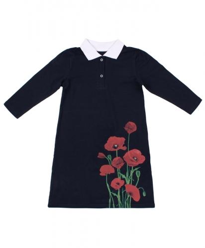 [488959]Платье для девочки ДПД144804