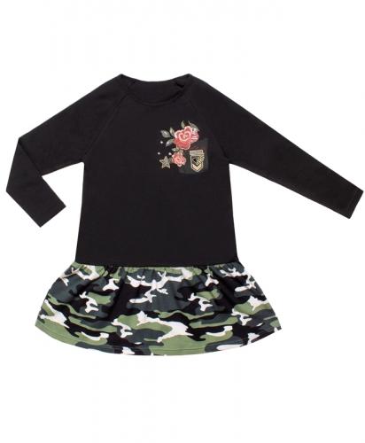 [492550]Платье для девочки ДПД836067н