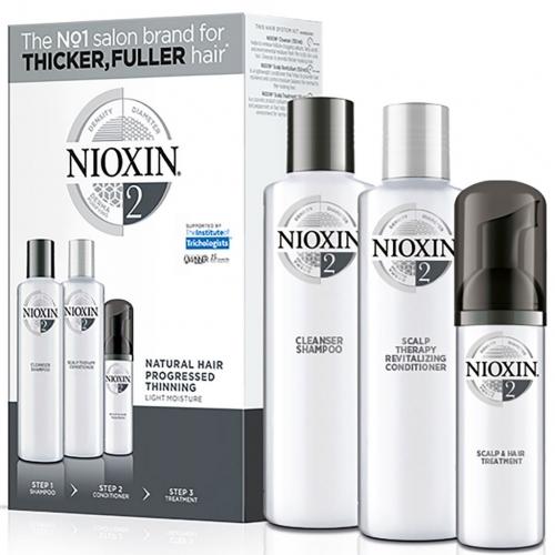 Nioxin Набор Система 2 XXL (300+300+100 ml.)