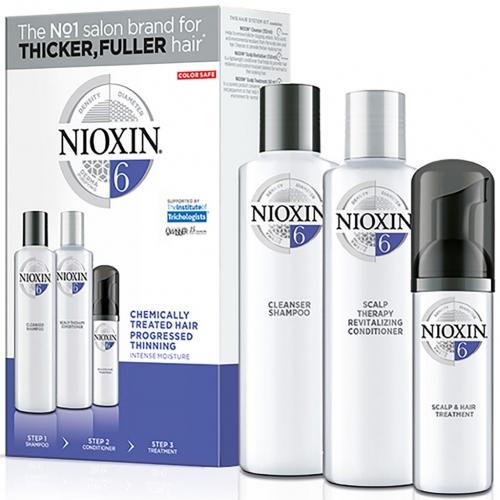 Nioxin Набор Система 6 XXL (300+300+100 ml.)