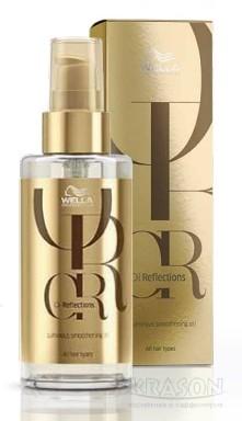 Wella Professionals Oil Reflections Reflections Oil - Разглаживающее масло для интенсивного блеска волос