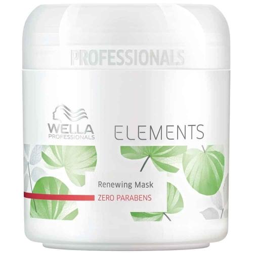 Wella Elements Renewing Mask Обновляющая маска