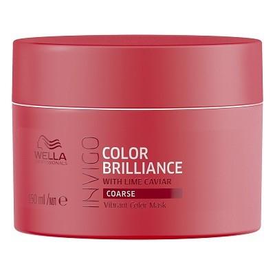 Wella Маска-уход для защиты цвета окрашенных жестких волос