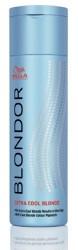 Wella Blondor Extra Cool Blonde Порошок для блондирования 2 в 1 (блондирование+тонирование), 150 грамм