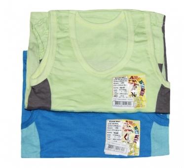 Комплект для мальчика (синий-голубой) Модель 136-022