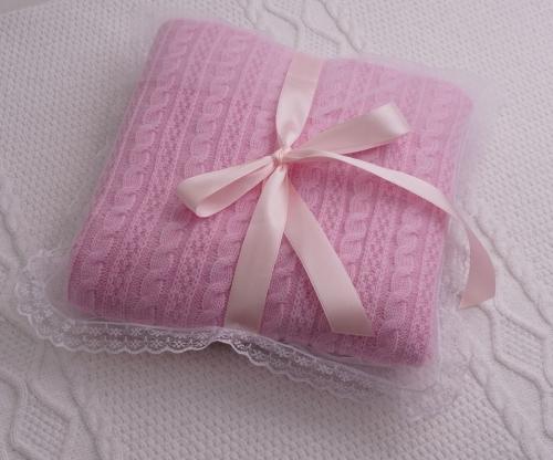 Подарочная упаковка для пледов