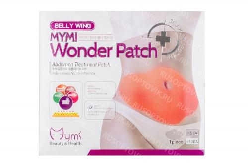 Пластырь для похудения Belly Wing Mymi Wonder Patch оптом