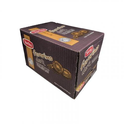 FAVORIMO Печенье-сендвич с шоколадным кремом • 61.00 г