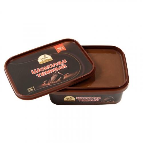 Темный шоколад (литой)