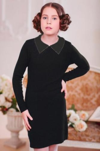 Платье трикотажное арт D 320