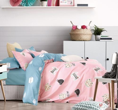 КПБ 1,5 спальный, подростковая коллекция. ФС7060