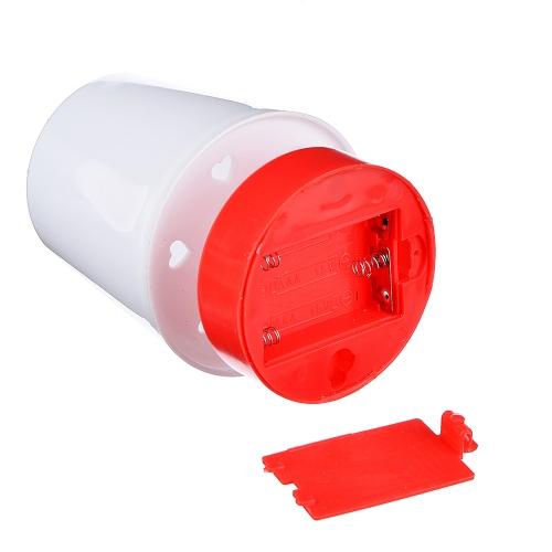 Светильник пуш Led, 1 Вт, 11x7, 5 см, 3xAAA, пластик