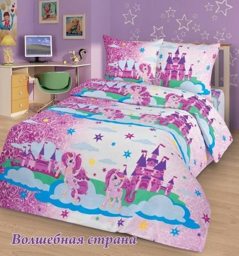 Комплект постельного белья, 1,5-сп.,СБ7805