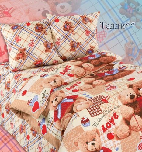 Комплект постельного белья, 1,5-сп.,СБ5216