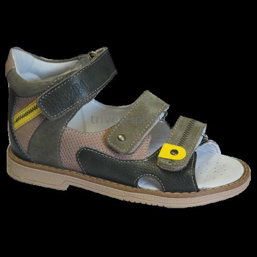 TW-128-1 сандалеты ортопедические с открытым носком