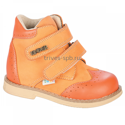 TW-318-6 Ботинки ортопедические утепленные