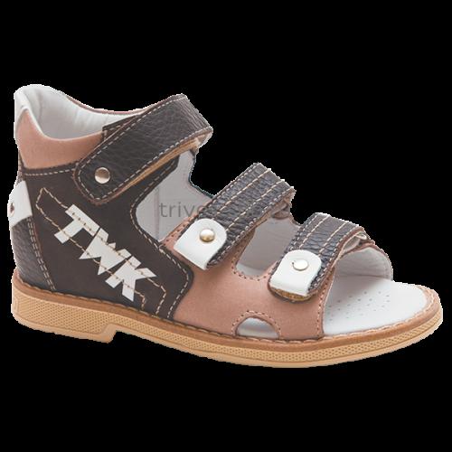TW-129-1 сандалеты ортопедические с открытым носком