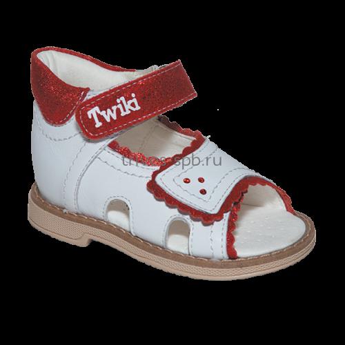 TW-131-2 сандалеты ортопедические с открытым носком