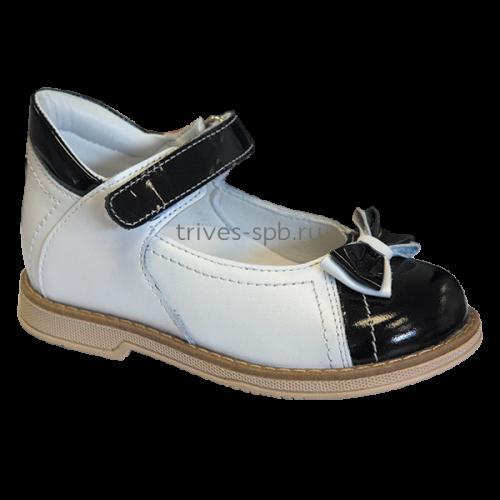 TW-226-1 туфли ортопедические с закрытым носком