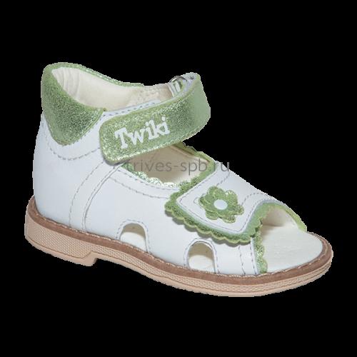 TW-131-1 сандалеты ортопедические с открытым носком
