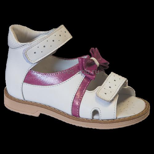 TW-125-6 сандалеты ортопедические с открытым носком