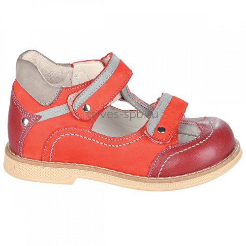 TW-224-2 сандалеты ортопедические с закрытым носком