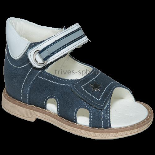 TW-131-3 сандалеты ортопедические с открытым носком
