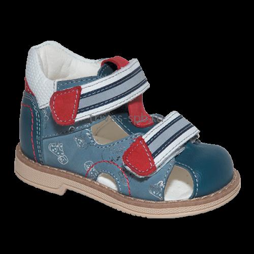 TW-221-1 сандалеты ортопедические с закрытым носком