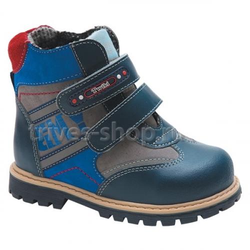 TW-321-1 Ботинки ортопедические утепленные