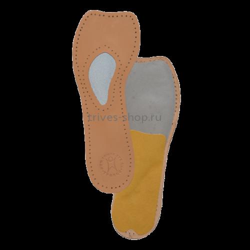 Ортопедические полустельки для обуви на высоком каблуке СТ-231