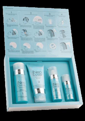 INeo-Crystal Набор для процедуры ламинирования волос