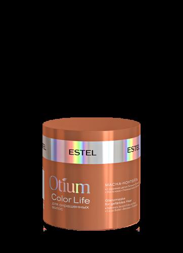OTIUM Маска-коктейль для окрашенных волос, 300 мл