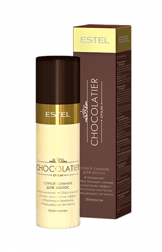 OTIUM Спрей-сияние для волос CHOCOLATIER, 100 мл