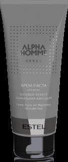 ALPHA HOMME Крем-паста для волос с матовым эффектом, 100 г