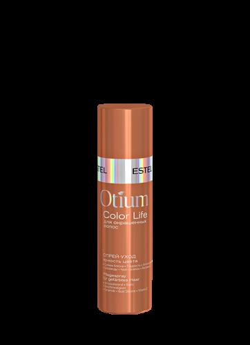 OTIUM Спрей-уход для волос Яркость цвета OTIUM COLOR LIFE, 100 мл