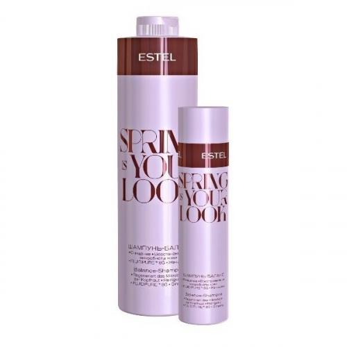 Estel Spring Шампунь-баланс для волос 250мл 250руб