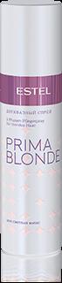 PRIMA BLONDE Двухфазный спрей для светлых волос ESTEL PRIMA BLONDE, 200 мл
