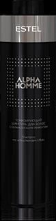 ALPHA HOMME Тонизирующий шампунь для волос с охлаждающим эффектом ESTEL ALPHA HOMME