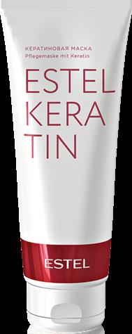 ESTEL KERATIN Кератиновая маска для волос ,250 мл