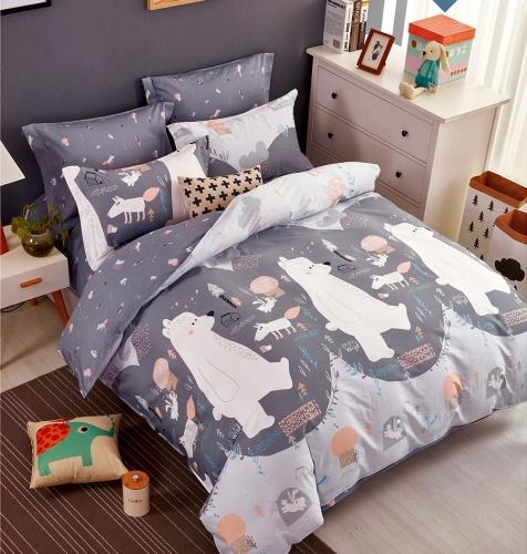 КПБ 1,5 спальный, подростковая коллекция. ФС7184