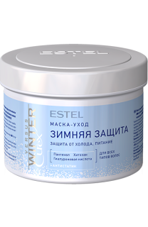 CUREX WINTER Маска-уход для волос Защита и питание
