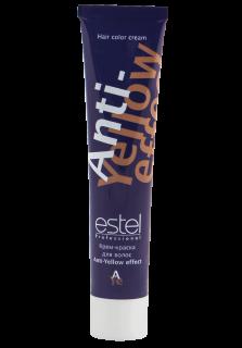 Крем-краска для волос ANTI-YELLOW EFFECT, 60 мл