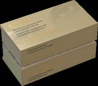 E/NG Нежный гель для укрепления и роста бровей и ресниц ENIGMA